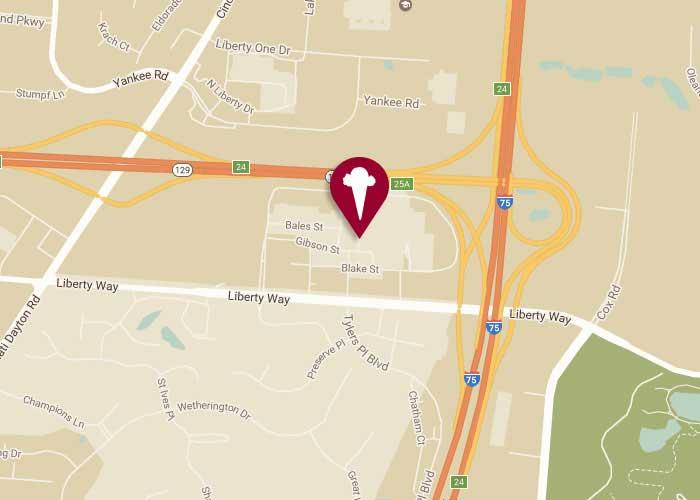 Graeter's Liberty Way Location