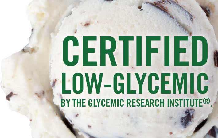 Certified Low Glycemic