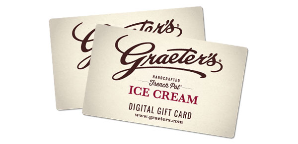 Graeter's Gift Cards