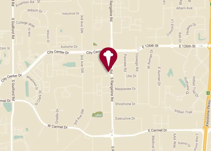 Graeter's Carmel Location