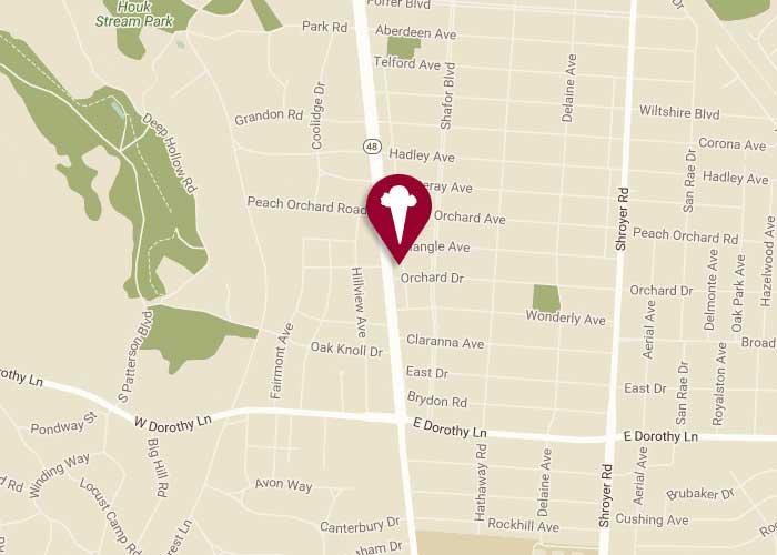 Graeter's Oakwood Location