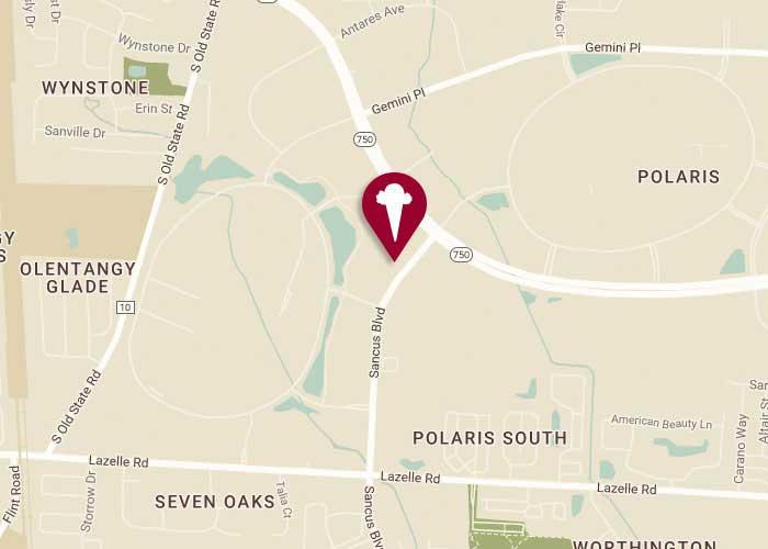 Graeter's Polaris Location