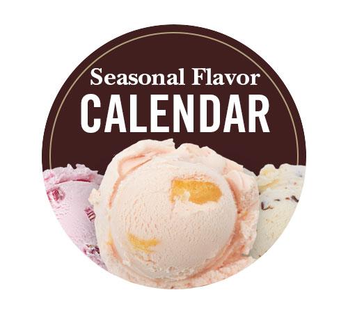 Graeter's Seasonal Flavor Calendar