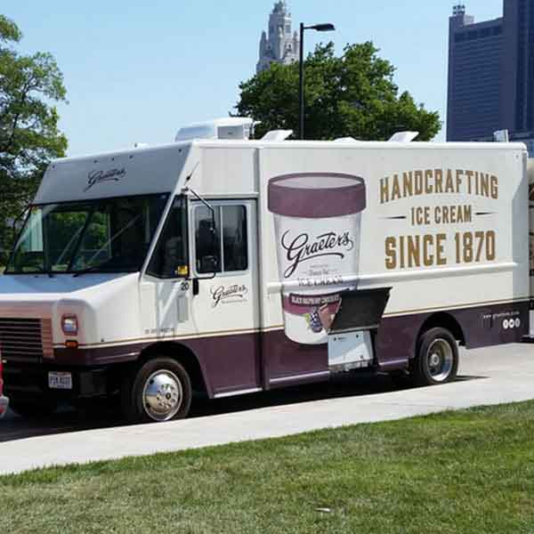 Graeter's Food Truck
