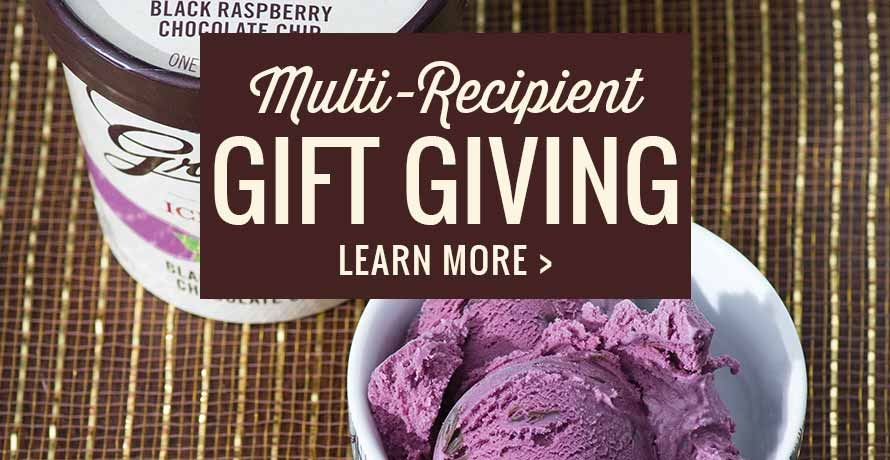 Multi-Recipient Gifting