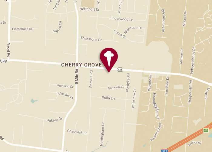 Graeter's Cherry Grove Location