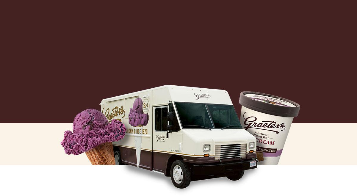 Ice Cream Truck Tour