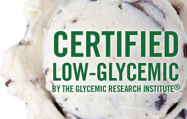 Certified Low Glycemic