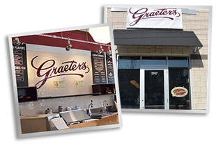 Contact a Graeter's Retail Store