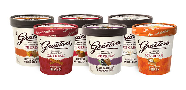 Ice Cream Pack Selections