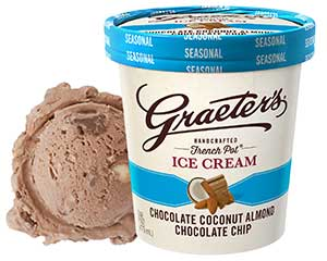 Graeter's Chocolate Coconut Almond Chip
