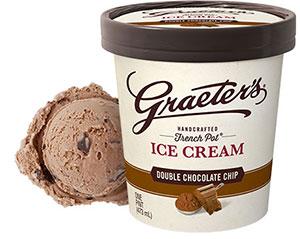 Graeter's Double Chocolate Chip Ice Cream