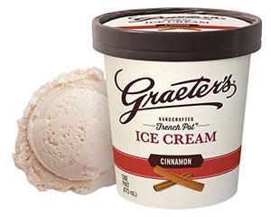 Graeter's Cinnamon Ice Cream