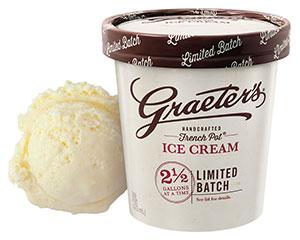 Graeter's Eggnog Ice Cream