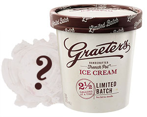 Graeter's Mystery Ice Cream Flavor