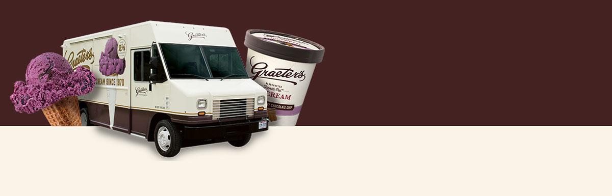 Graeter's Ice Cream Truck