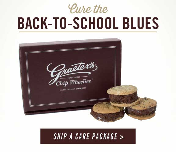 Cure The Back To School Blues