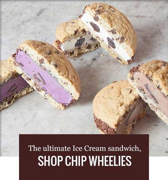 Graeter's Ice Cream Sandwiches