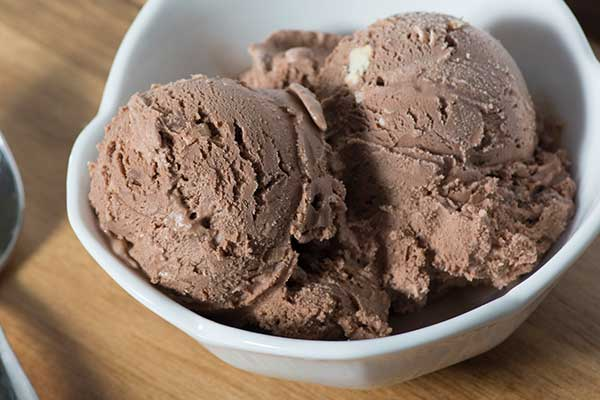 Chocolate Coconut Almond Chocolate Chip Ice Cream