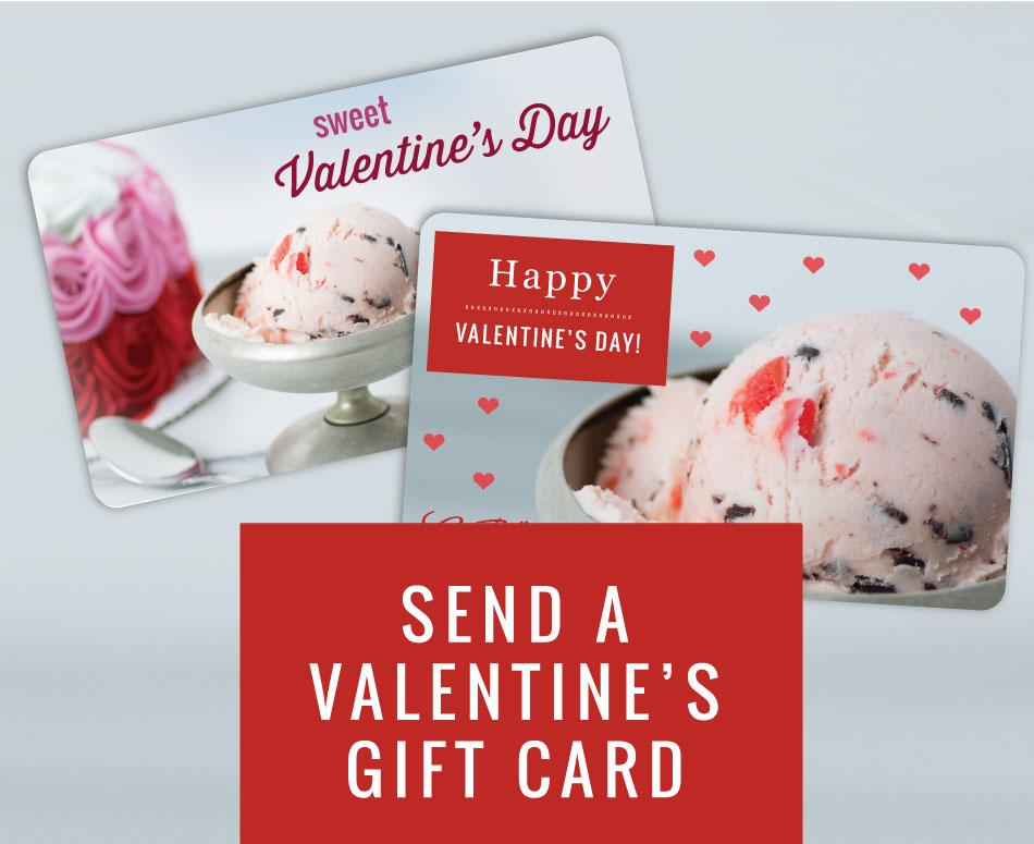 Valentine's Gift Cards