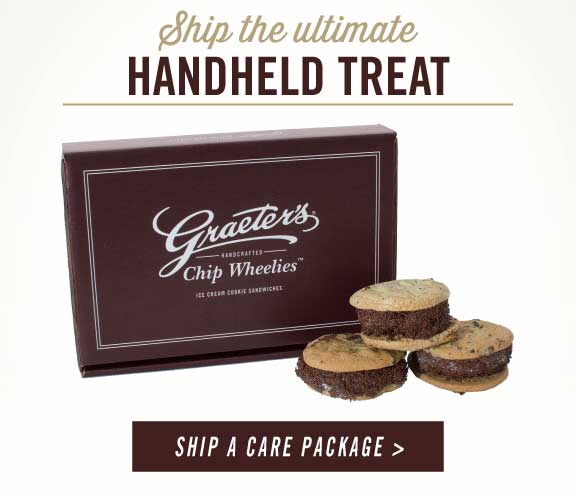Ship the ultimate handheld treat