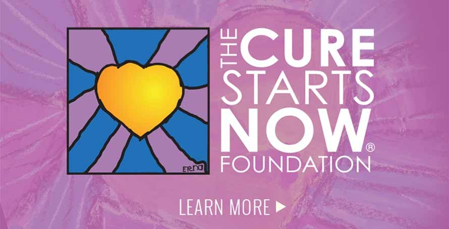 Learn More About The Cure Starts Now Foundation