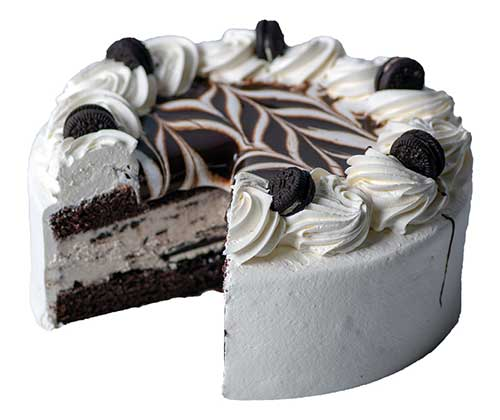 Graeter's Cookies and Cream Supreme Ice Cream Cake