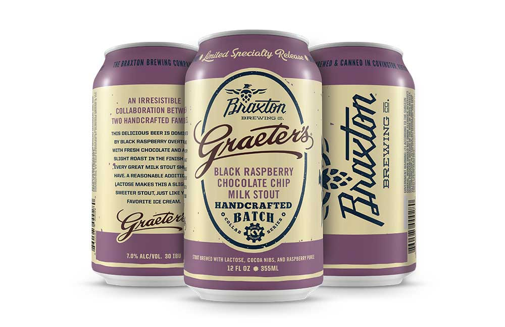 Graeter's Black Raspberry Beer