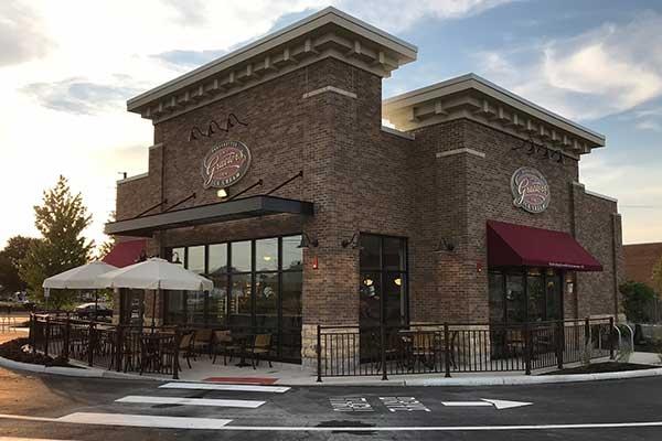 Graeter's Ice Cream Shop Hilliard Ohio