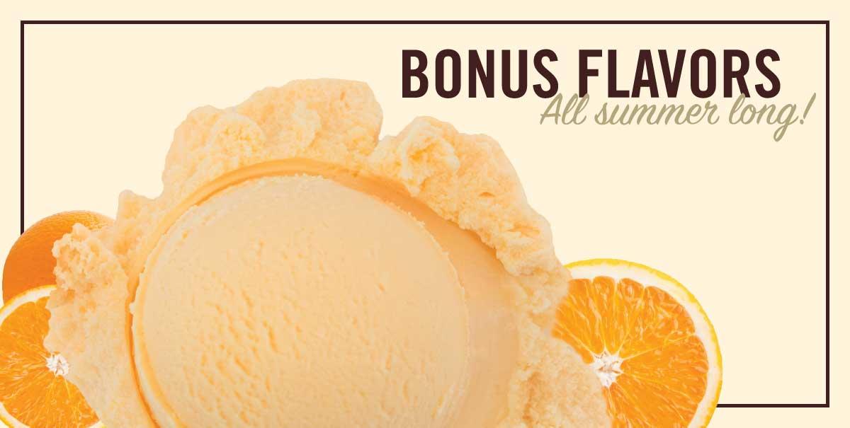 Graeter's Summer Bonus Flavors