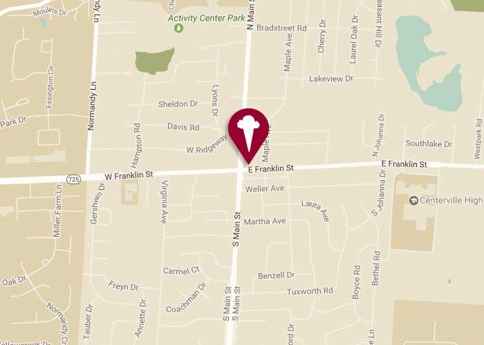 Graeter's Centerville Location