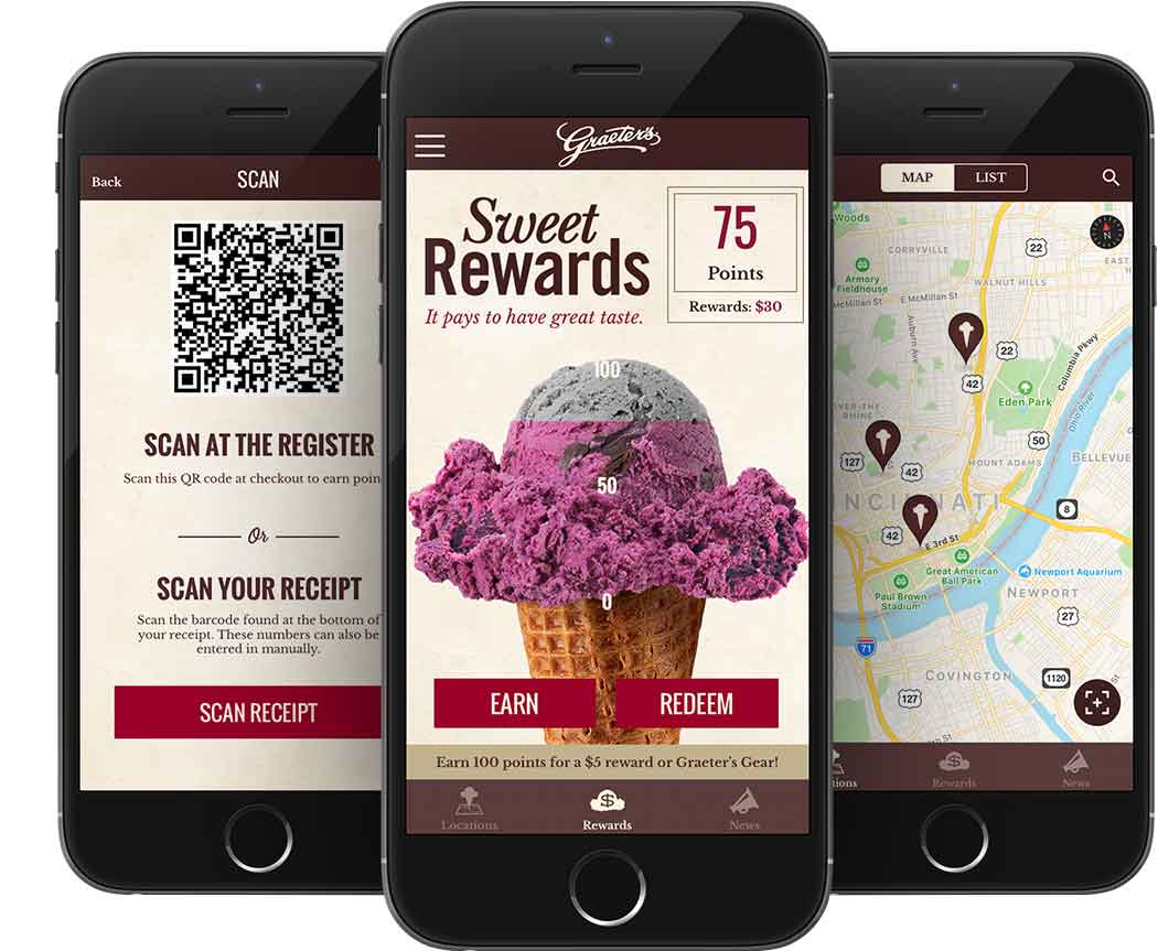 Graeter's Loyalty App