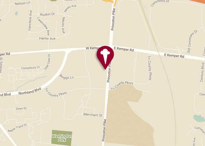 Graeter's Springdale Location