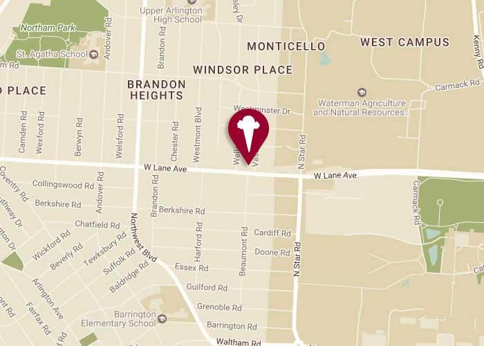 Graeter's Upper Arlington Location
