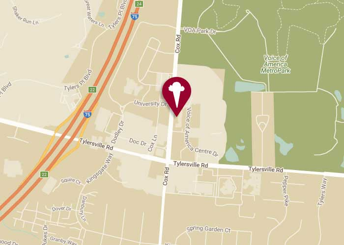 Graeter's West Chester Location