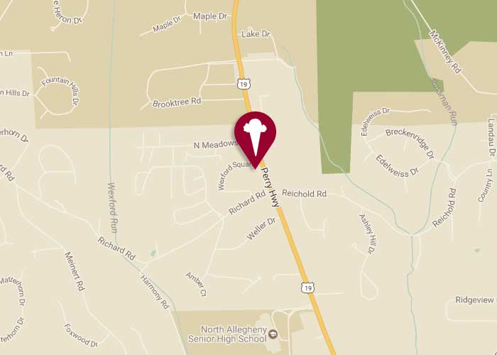 Graeter's Wexford Location
