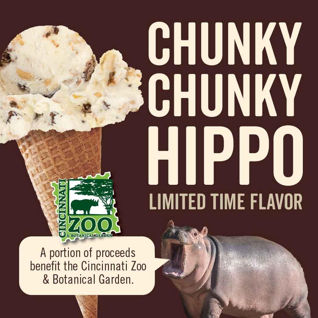 Graeter's Chunky Chunky Hippo