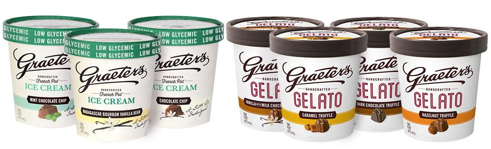 Graeter's New Frozen Desserts