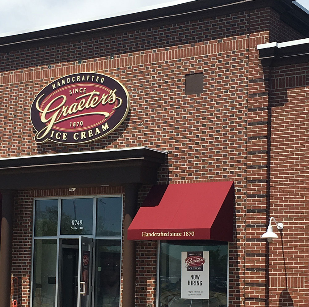 Graeter's Polaris Ice Cream Parlor