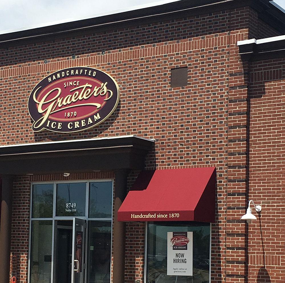 Graeter's Polaris Ice Cream Parlor